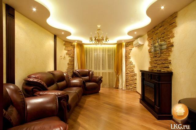 Красивый ремонт в доме фото